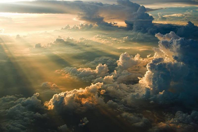 Sunset from above the clouds.jpg